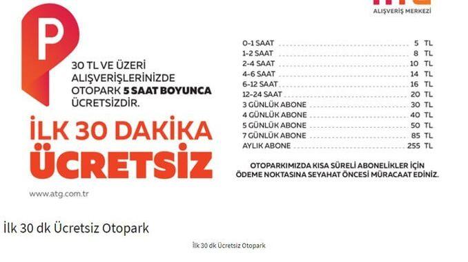 Ankara Yht Parkplatz