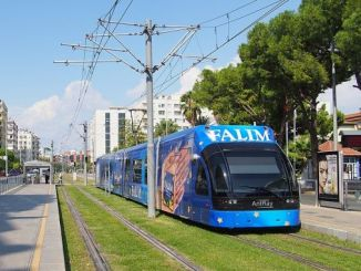 public transport in july in antalya free