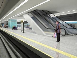 president secer gave good news for mersin subway