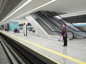 o presidente secer deu boas noticias para o metro de Mersin