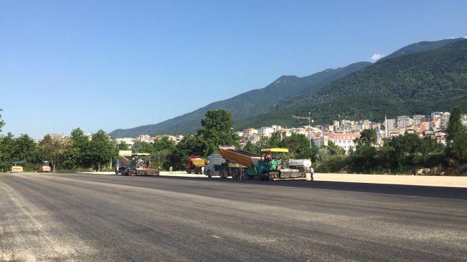дорожная сеть города сделана более здоровой