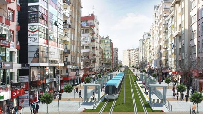 diyarbakirlilar wants tram
