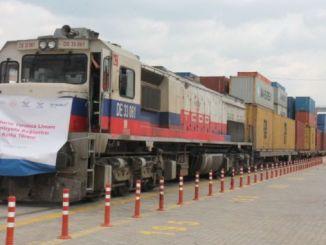 dp world yarimca е свързан с джина с железопътен транспорт