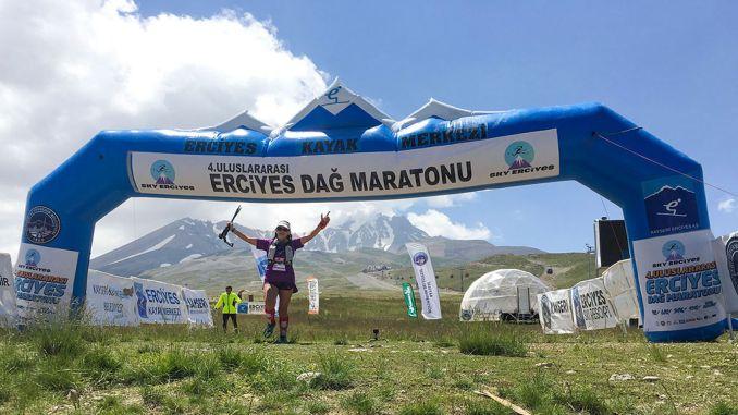 erciyes ultra mountain marathon endete