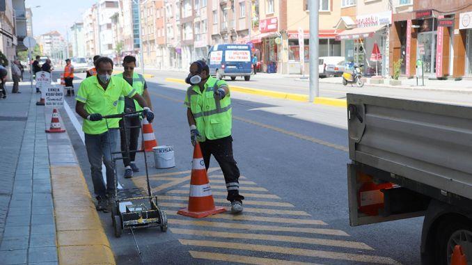 traffic safety studies in Eskisehir