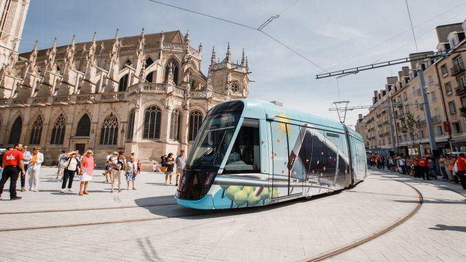Ֆրանսիայի նոր տրանզիտային համակարգը, Ֆրանսիայում