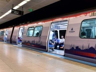 гаиреттепе истанбул аирпорт метро