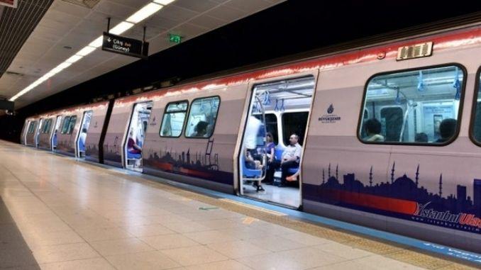 gayrettepe istanbul havalimani metro
