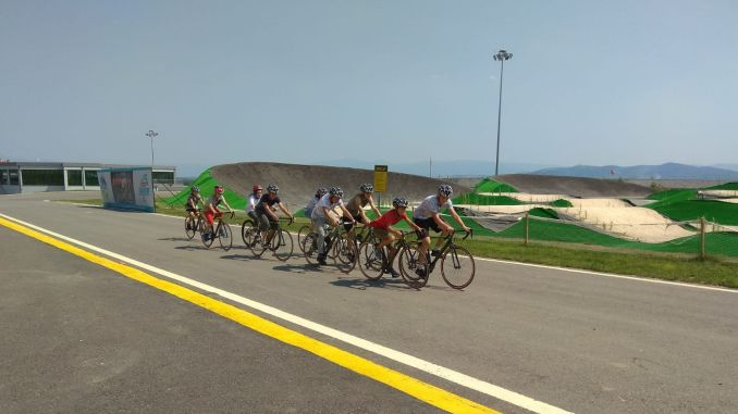 young cyclists grow up in aycicegi cycling valley