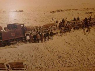 Хиджаз поезд лет спустя в Урдунде