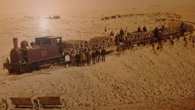 एजाज में वर्षों बाद हेजाज ट्रेन