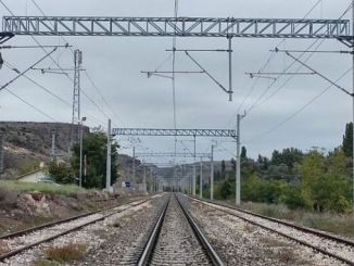 crescent banding line electrification facility