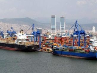 xuất khẩu và nhập khẩu giảm ở izmir trong tháng sáu