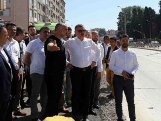 צומת מרובע העיר karamursel יתקיים
