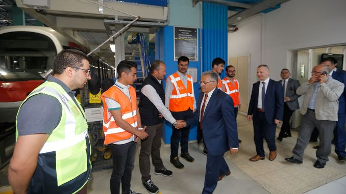 kayseri transportation saved millions of liras in domestic production