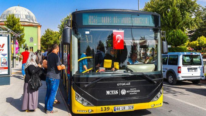 Bus service to mismispark fair area starts to be organized