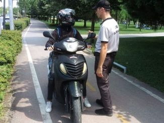 tight control of motorcycle use in the park