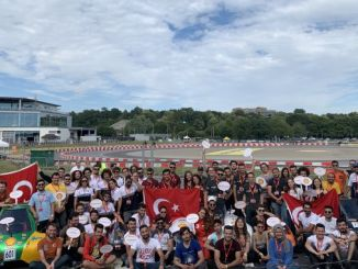 turk students have produced the safest vehicle in europe in shell eco marathon