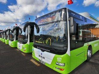 ulasimpark יסדר שירותי אוטובוס נוספים עבור kpss