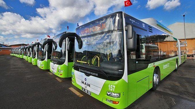 ulasimpark will arrange additional bus services for kpss