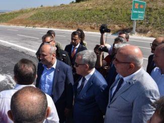 министр транспорта Турхан Манисада
