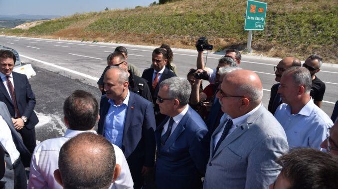 transport ministro turhan manisada