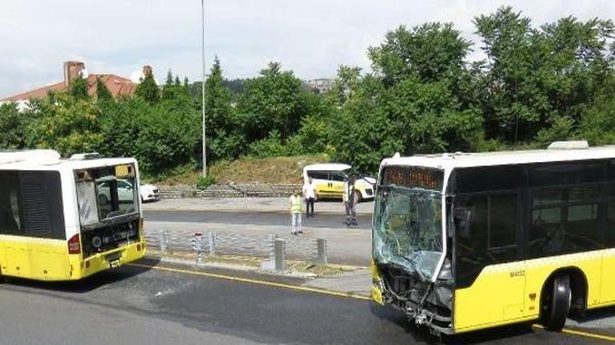 metrobus nesreća ozlijeđena u uskudardi