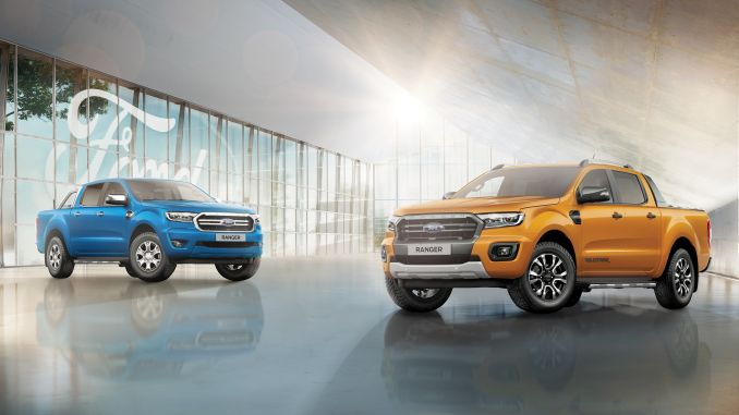 new ford ranger and ranger raptor challenge standards