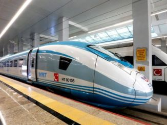 High Speed ​​Train Times Changed From Today