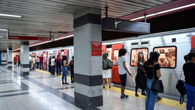 Ankara 30 August Day Public Transportation Free