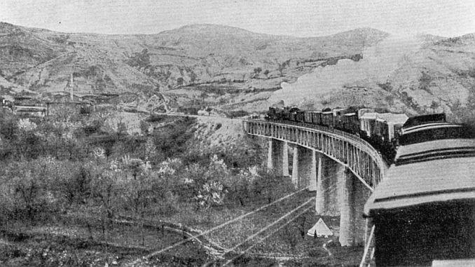 Railway to Baghdad