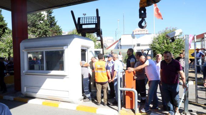 Transfer of Bayrampasa Bus Station Parking Lot to ISPARK