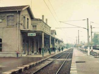 Ferrocarril Haydarpasa Izmit