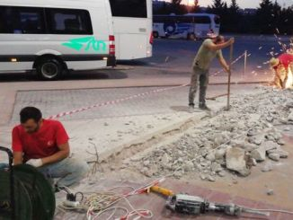 Kocaeli Intercity Bus Terminal Drainage System is hernu