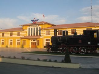 תחנת הרכבת סיבאס