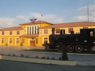 Estación de tren de Sivas