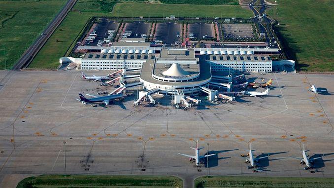 antalya airport radar based environmental security system