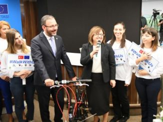 berger需要投資使用自行車的基礎設施
