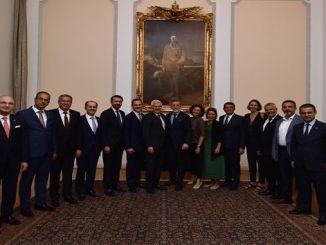 btso fornisce un grande contributo alle relazioni turco-tedesche con i suoi progetti