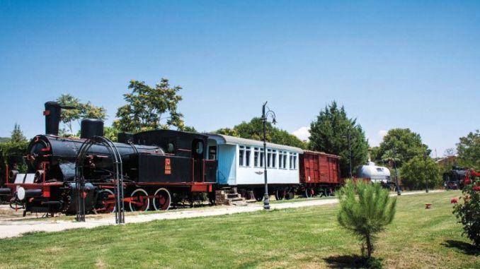 stoom lokomotief