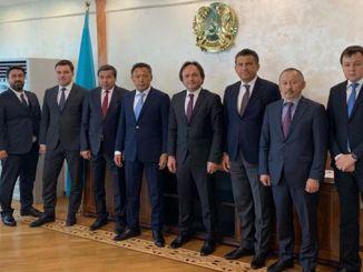 samarbejde mellem tyrkiske lande på jernbaner