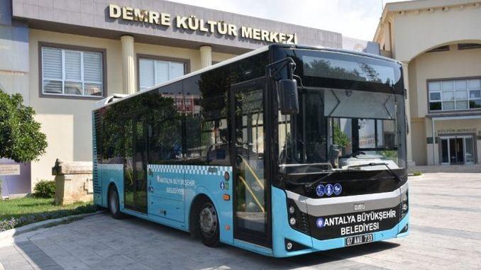 demreliler bus ist zusammen gekommen