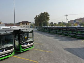 mga bus sa munisipyo sa labing ekonomikanhon nga paagi