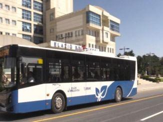 elazigda ingyenes tömegközlekedés