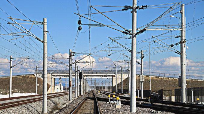 Beschaffung von Ersatzmaterialien für Elektrifizierungsarbeiten