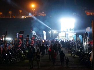 erciyes moto fest started with enthusiasm