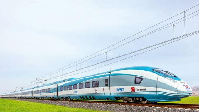תיאור הרכבת המהירה של בורסה בילצ'יק ארדמנית