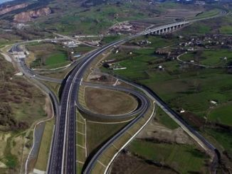 gebze orhangazi izmir motorway balikesir junction and akhisar junction