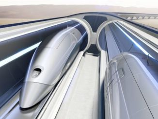 principe de fonctionnement hyperloop