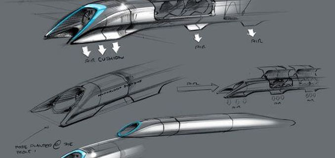 Case Studie HYPERLOOP